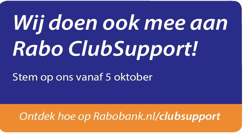Start van stemperiode Rabo ClubSupport